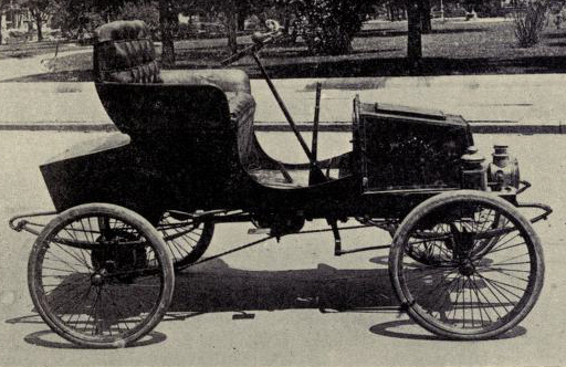 Jenkins' horseless carriage